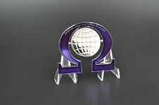 US NAVY Electricians mate rate challenge coin spinner purple Cpo