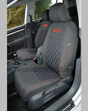 VOLKSWAGEN VW GOLF MK6 DIAMOND QUILTED SEAT COVERS