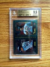 2001 Albert Pujols & Ichiro Topps Chrome Traded #T99 BGS 9.5 Gem Mint RC