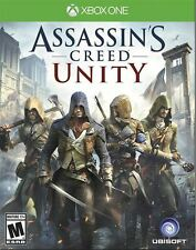 Assassin's Creed: Unity Key - Microsoft Xbox One full game Download Code NEW UK