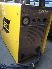 ESAB WELDING 60A ARC PLASMA CUTTER PCM-875 PCM875 REBEL