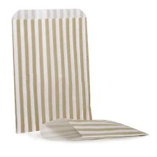 Candy Stripe Gift Shop Bags for Sweets