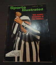 Sports Illustrated November 11, 1963 Kelso, George Bork, Fred Mazurek Nov '63