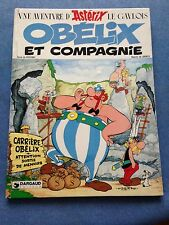 obélix et compagnie EO (1976) les aventures d'astérix le gaulois dargaud