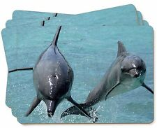 Jumping Dolphins Picture Placemats in Gift Box, AF-D6P