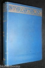 RUDYARD KIPLING: Life's Handicap - 1893 - Being Stories of Mine Own People, HB
