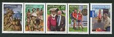 2010 KOKODA Joint Issue With Papua New Guinea -  MUH Complete Set