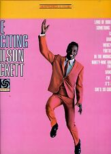 WILSON PICKETT the exciting GERMAN 60'S REC EX LP