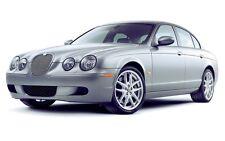 Jaguar s type workshop service repair manual-X200 2003 – 2008 sur cd
