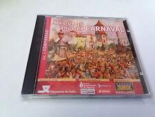 """CD """"MAS DE 15 AÑOS DE CARNAVAL 1986-2000 EN EL CAMPO DE GIBRALTAR II"""" CD 15 TRAC"""