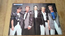 SPANDAU BALLET 'white pants' Large magazine POSTER 22x16 inches