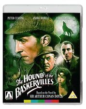 THE HOUND OF THE BASKERVILLES - Blu Ray Disc -