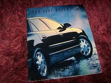 Catalogue /  Brochure BUICK Gamme / Full line 1997 USA //