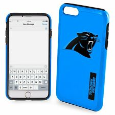 Carolina Panthers NFL iPhone 6  6S Impact Dual Hybrid 2 Piece Phone Case Cove