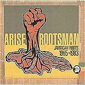 Various Artists - Arise Rootsman (Jamaican Roots 1965-1983, 2003). 2 X CD