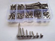 90pcs M4 Phillips Half Round Oval Head Screw Self-tapping Bolt Assortment Set