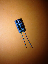 1800UF 6.3V  1 Rubycon Capacitor Low ESR 16mm x 10mm