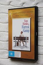 Forrest Gump (DVD, 2-Disc) R-4, Like new (Discs: NEW) Free shipping in Australia