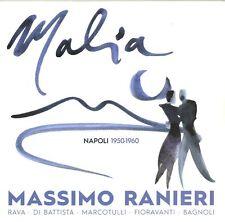 MASSIMO RANIERI NAPOLI 1950-1960 VINILE LP NUOVO E SIGILLATO !!