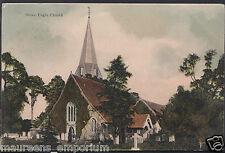 Buckinghamshire Postcard - Stoke Pogis Church     RT97