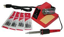 Weller WLC100 40 Watt  Analog Soldering Station Incl Extra ST1, ST2, ST3, ST4