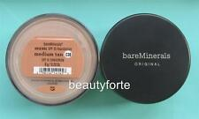 Bare Minerals Escentuals Authentic Original Foundation - MEDIUM TAN 8g NEW!