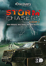 Storm Chasers Series 2 - 2008  DVD