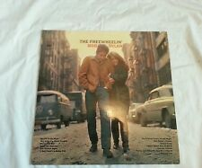 Bob Dylan The Freewheelin'-CBS--UK