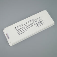 """White Laptop Battery for Apple MacBook 13"""" 13.3 Inch A1181 A1185 MA561 MA566 USA"""