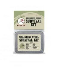SURVIVAL KIT Emergency Prep Hurricane Tornado Hiking Camping FIshing Hunting Car