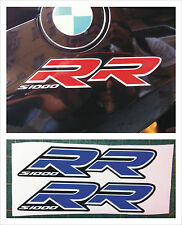 BMW S1000 RR 2013 carena DX SX azzurro -  adesivi/adhesives/stickers/decal