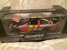 NEW IN BOX! #24 JEFF GORDON 2012 BLACK DUPONT's LAST YEAR!! 1/24 HARD TO FIND!!!