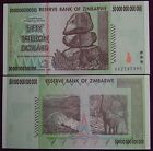 ZIMBABWE 50 TRILLION BANKNOTE UNCIRCULATED - 2008 AA SERIES - OVER 100 IN STOCK!