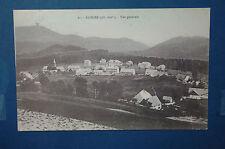 AUBURE - VUE GENERALE / cachet au verso du 13. 5. 22. ( 1922 ) - 68 HAUT RHIN