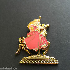 DLR - Golden Vehicle Collection - King Arthur Carousel Aurora Disney Pin 38480