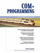 COM+ Programming: A Practical Guide Using Visual C++ and ATL (With CD-ROM)