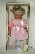 VINTAGE 1993 18 IN.NATALIE LISSI DOLL LIMITED/1000 CERTIFICATE NRFB GERMANY