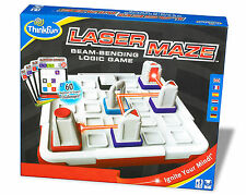 Lazer Maze Paul Lamond Logic Game