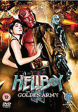 Hellboy 2 - The Golden Army (DVD, 2012)
