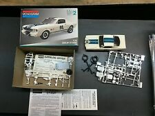 Monogram Shelby GT-350R 1:24 fastback Ford Mustang Partially built model