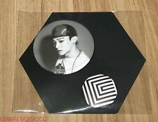 EXO OVERDOSE EXO-M CHEN 2 BUTTON SET SM LOTTE POP UP STORE OFFICIAL GOODS NEW