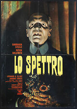 CINEMA-soggettone LO SPETTRO steele, baldwin, elliot, HAMPTON