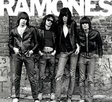 RAMONES 40th ANNIVERSARY CD ALBUM (Released September 9th 2016)