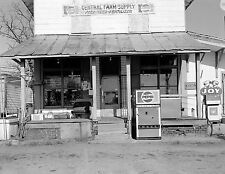 "1950's Vintage America, Grocery store, gas station, Pepsi Soda Machine, 14""x11"""