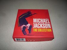 MICHAEL JACKSON - THE COLLECTION FIVE DISC CD BOX SET