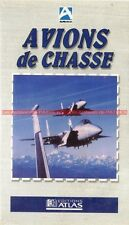 Avions de Chasse : K7 Video VHS Neuve / AVION AVIATION MILITAIRE