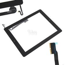 Black Touch Screen Digitizer + Home Button (A1460 A1459 A1458)for Apple iPad 4