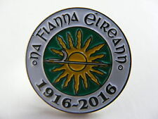 MINT NA FIANNA EIREANN 1916 2016 Easter Rising Irish Republican Centenary Badge