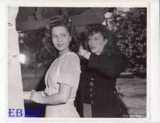 Shirley Temple has hair done by Cleo VINTAGE Photo Since You Went Away