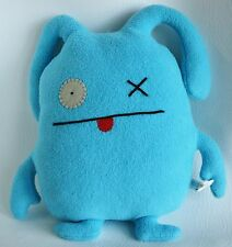 Uglydoll Plush Doll Toy Ugly Doll Monster Blue Stuffed 12""
